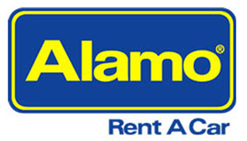 Alamo car hire at Athens airport