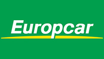 Europcar car hire at Athens airport